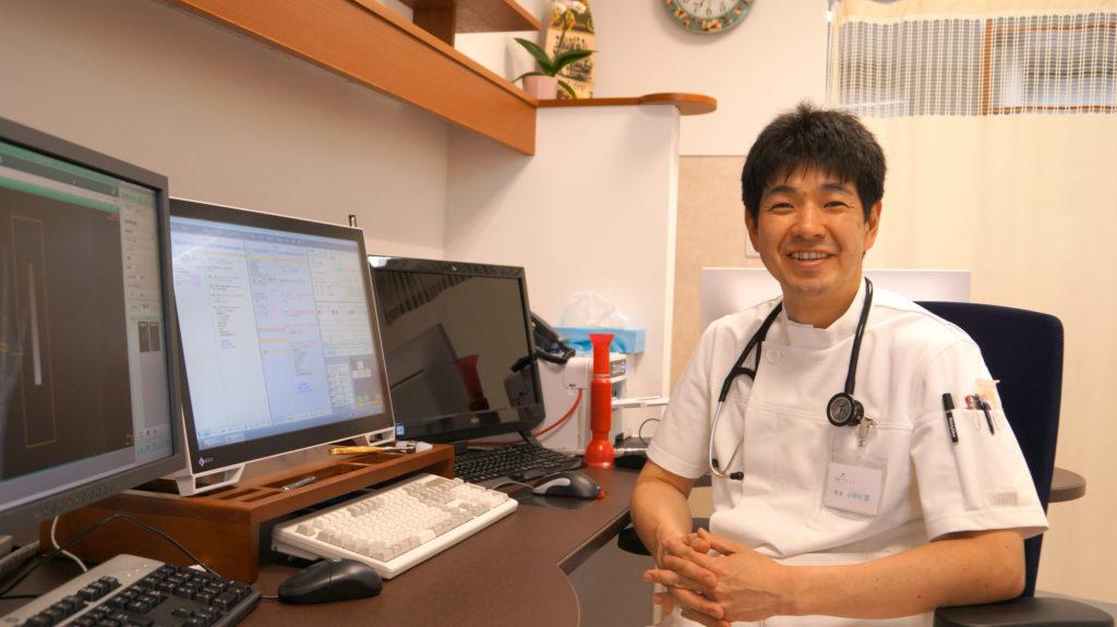 小早川院長の写真